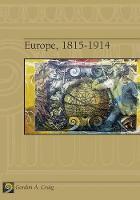 KIP:EUROPE 1815-1914 VOL I 3E (Paperback)