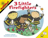 3 Little Firefighters - MathStart 1 (Paperback)