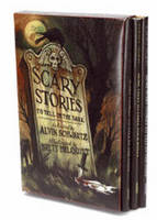 Scary Stories Box Set: Complete Collection with Brett Helquist Art - Scary Stories (Paperback)
