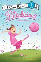 Pinkalicious: Soccer Star - I Can Read Level 1 (Paperback)