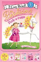 Pinkalicious: Pink-a-rama - I Can Read Level 1 (Paperback)