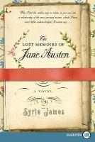 The Lost Memoirs of Jane Austen Large Print (Paperback)