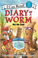 Diary of a Worm: Nat the Gnat - I Can Read Level 1 (Paperback)