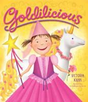 Goldilicious - Pinkalicious (Paperback)