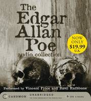 Edgar Allan Poe Audio Collection (CD-Audio)