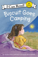 Biscuit Goes Camping - My First I Can Read Book (Paperback)