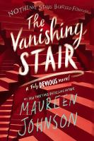 The Vanishing Stair - Truly Devious 2 (Paperback)