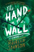 The Hand on the Wall - Truly Devious 3 (Hardback)