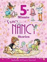 Fancy Nancy: 5-Minute Fancy Nancy Stories - Fancy Nancy (Hardback)