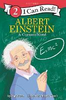 Albert Einstein: A Curious Mind - I Can Read Level 2 (Paperback)