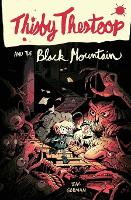 Thisby Thestoop and the Black Mountain (Paperback)
