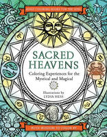 Sacred Heavens - Coloring Books for the Soul (Paperback)