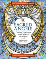 Sacred Angels - Coloring Books for the Soul (Paperback)