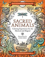 Sacred Animals - Coloring Books for the Soul (Paperback)