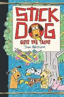 Stick Dog Gets the Tacos - Stick Dog 9 (Hardback)