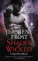 Shades of Wicked: A Night Rebel Novel (Paperback)