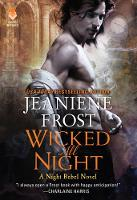 Wicked All Night: A Night Rebel Novel (Paperback)