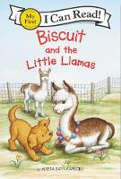 Biscuit and the Little Llamas - My First I Can Read Book (Paperback)