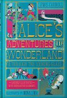 Alice's Adventures in Wonderland (MinaLima Edition): (Illustrated with Interactive Elements) (Hardback)