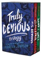 Truly Devious 3-Book Box Set: Truly Devious, Vanishing Stair, and Hand on the Wall - Truly Devious (Paperback)