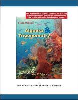 Algebra and Trigonometry 2nd edition (Int'l Ed) (Paperback)