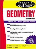 Schaum's Outline of Geometry (Paperback)