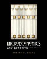 Microeconomics and Behavior (Paperback)
