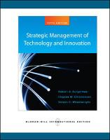 Strategic Management of Technology and Innovation (Int'l Ed) (Paperback)