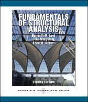 Fundamentals of Structural Analysis (Int'l Ed) (Paperback)