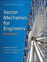 Vector Mechanics for Engineers: Dynamics (SI Units): Dynamics (Paperback)