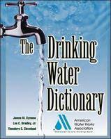 DRINKING WATER DICTIONARY (Paperback)