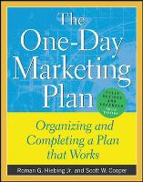 The One-Day Marketing Plan (Paperback)