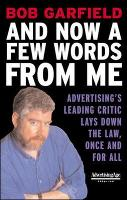 And Now a Few Words From Me (Paperback)