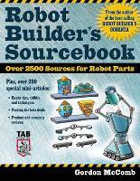 Robot Builder's Sourcebook (Paperback)