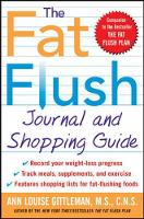 The Fat Flush Journal and Shopping Guide (Paperback)