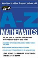 Schaum's A-Z Mathematics - Schaum'S (Paperback)