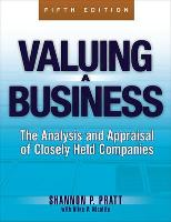 Valuing a Business - McGraw-Hill Library of Investment and Finance (Hardback)