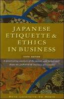 Japanese Etiquette and Ethics in Business (Paperback)