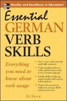 Essential German Verb Skills (Paperback)