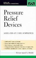 Pressure Relief Devices (Hardback)