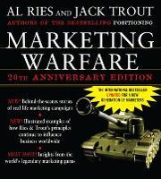 Marketing Warfare: 20th Anniversary Edition (Hardback)