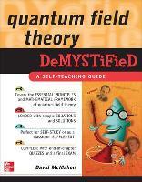 Quantum Field Theory Demystified - Demystified (Paperback)