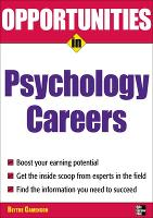 Opportunities in Psychology Careers (Paperback)