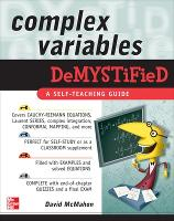 Complex Variables Demystified - Demystified (Paperback)
