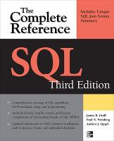 SQL The Complete Reference - The Complete Reference (Paperback)