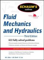 Schaum's Outline of Fluid Mechanics and Hydraulics - Schaum's Outline Series (Paperback)