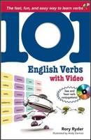 101 English Verbs - 101... Language Series (Paperback)