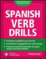 Spanish Verb Drills - Drills Series (Paperback)