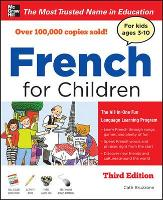 French for Children with Three Audio CDs, Third Edition (Book)