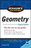 Schaum's Easy Outline of Geometry, Second Edition (Paperback)
